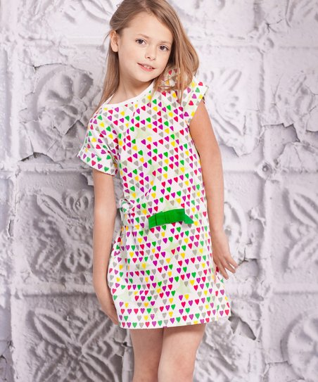 Purple Heart Mariana Dress - Toddler & Girls