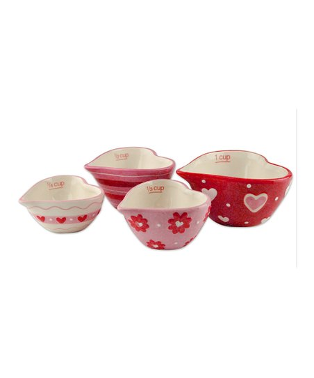 Hearts Measuring Cup Set