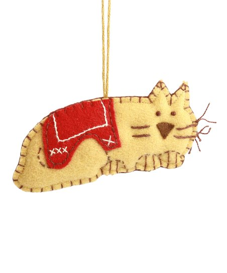 Meow Wool Ornament