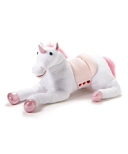 Anna the Unicorn Plush Toy
