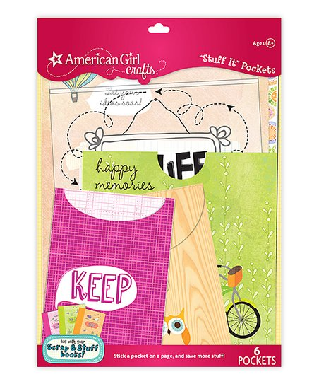 Stuff It Pocket Pack - Set of Three