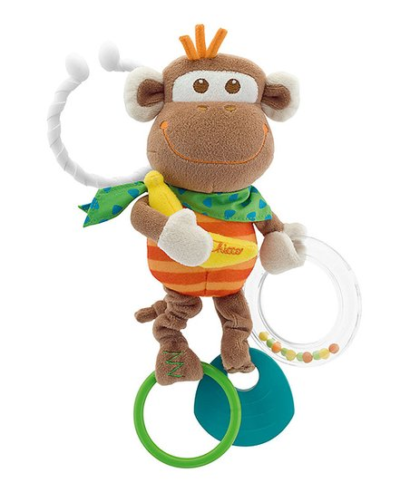 Great Shakes Monkey Rattle