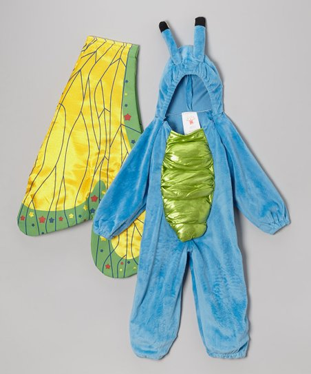 Blue Dragonfly Dress-Up Set - Infant