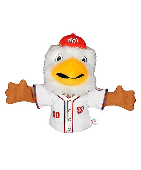 Washington Nationals Screech Hand Puppet