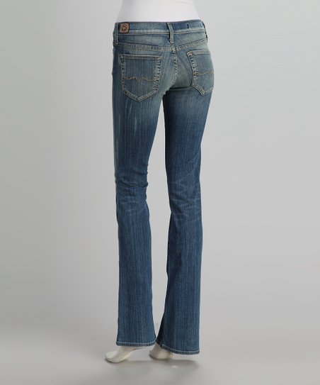Red Engine Rags Scarlett Bootcut Jeans