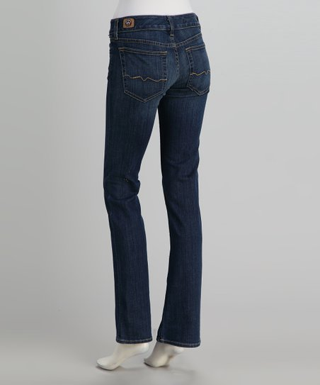 Red Engine Pacific Firebrand Curvy Bootcut Jeans