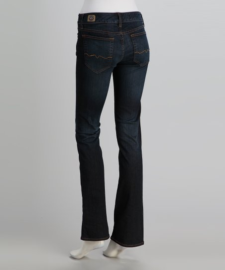 Red Engine Well Loved Firebrand Curvy Bootcut Jeans