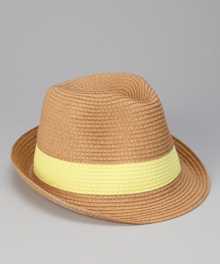 Yellow Band Fedora