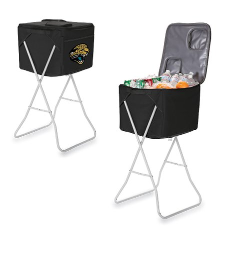 Black Jacksonville Jaguars Party Cube Cooler