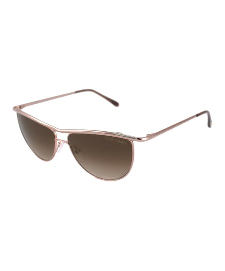Bronze Helene Sunglasses