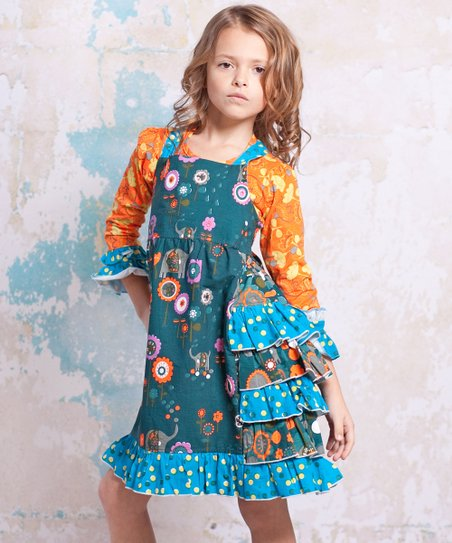 Agra Heather Dress - Infant, Toddler & Girls