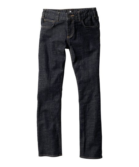 Dark Wash Slim Jeans - Toddler & Boys