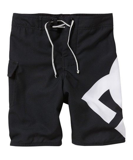 Black Lanai Boardshorts - Toddler & Boys