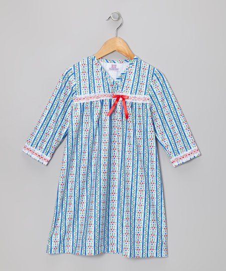 Royal Tyrolean Babydoll Nightgown - Toddler
