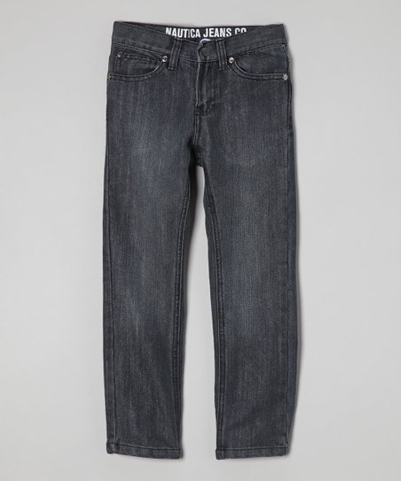 Chrome Slim-Fit Jeans - Boys