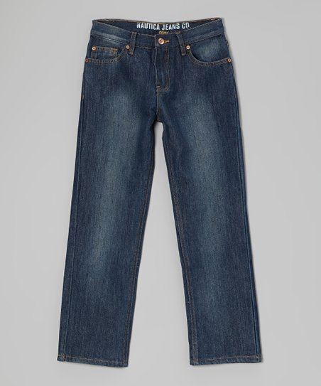 Retro Straight-Leg Jeans - Infant