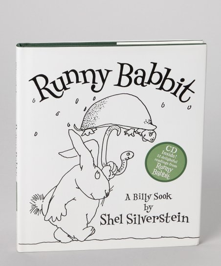 Runny Babbit Book & CD