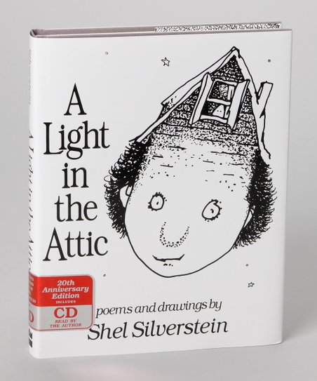 A Light in the Attic Hardcover &amp; CD