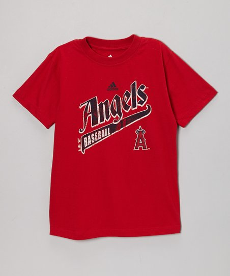 Los Angeles Angels Vintage Tee - Boys
