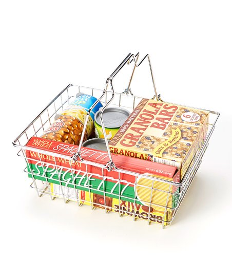 Let's Play House! Grocery Basket Set