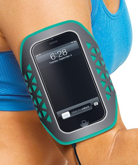 Teal Armband for iPod Touch 5 & iPhone 4/4s/5