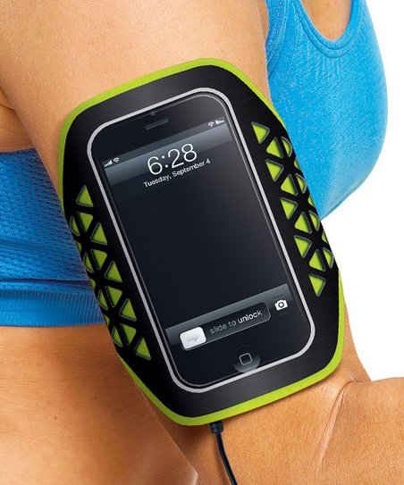 Yellow Armband for iPhone/iPod Touch/iPod touch