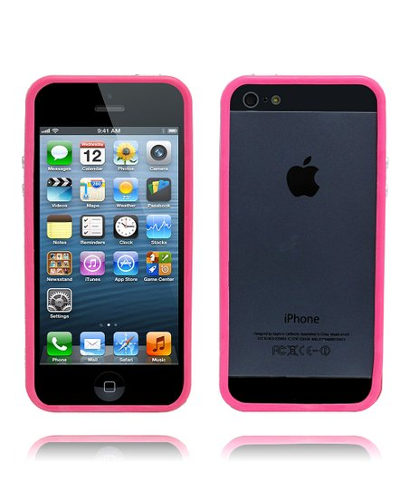Pink Crystal Case for iPhone 5/5s