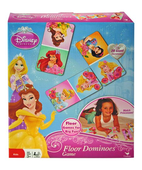 Princess Floor Domino Set