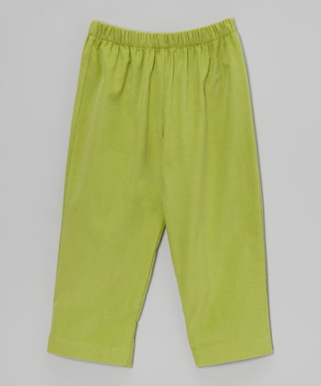 Leaf Corduroy Pants - Infant, Toddler & Boys