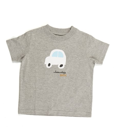 Gray Car Tee - Infant, Toddler & Boys