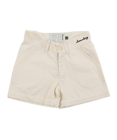 Ivory Voyage Shorts - Infant, Toddler & Boys