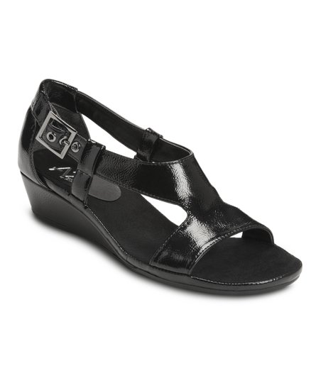 Black Crown Chewls Sandal