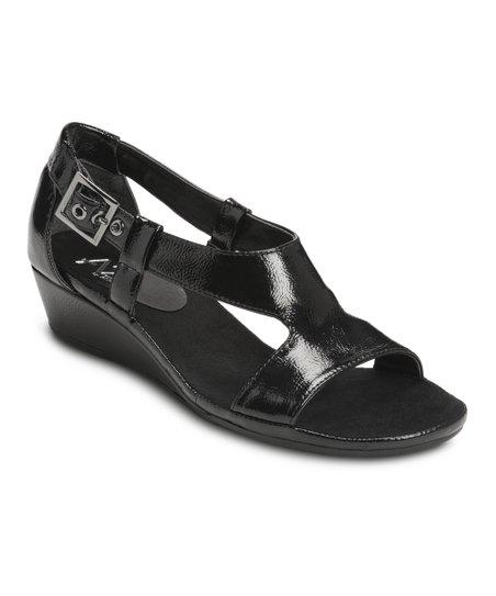 Black Crown Chewls Sandal