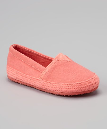 Salmon Slip-On Shoe