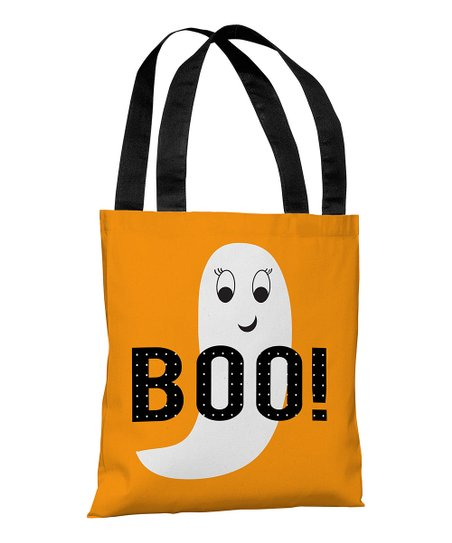 Ghostly 'Boo' Treat Bag