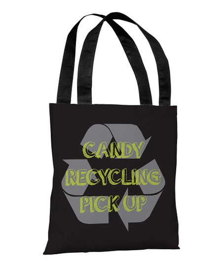 'Candy Recycling Pick-Up' Treat Bag