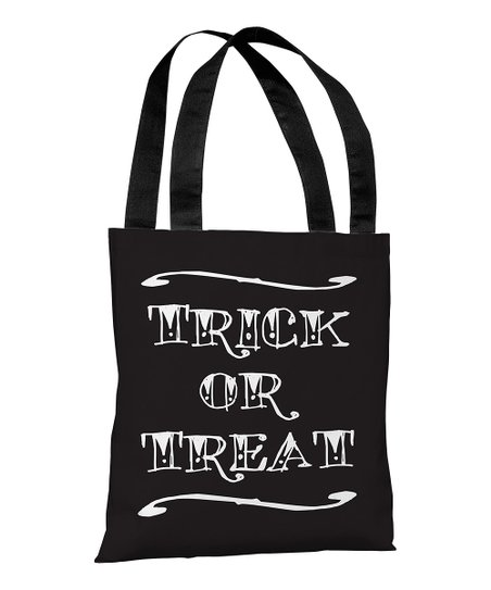 'Trick or Treat' Treat Bag