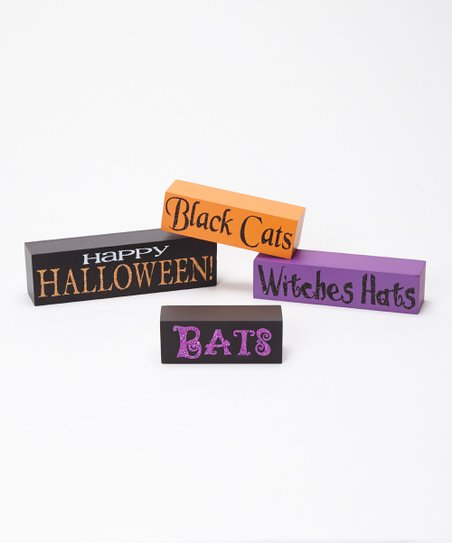 Mini 'Halloween' Block Set