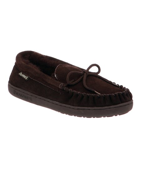 Chocolate Suede Moc II Moccasin - Women
