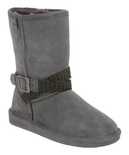 Charcoal Suede Kambria Boot - Women