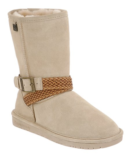 Camel Suede Kambria Boot - Women