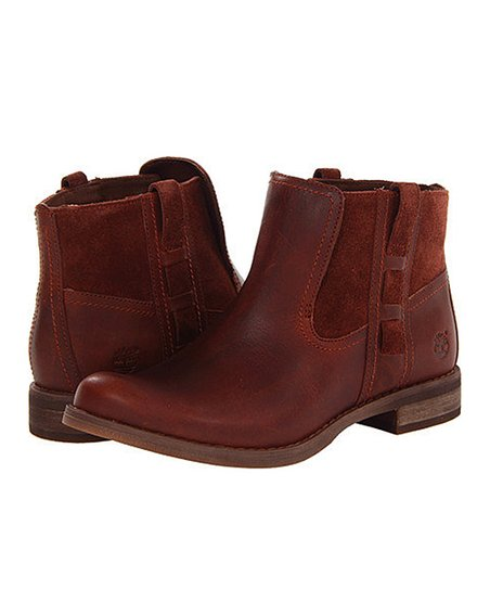 Brown Earthkeepers® Savin Hill Chelsea Boot