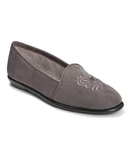 Gray Best Bet Loafer