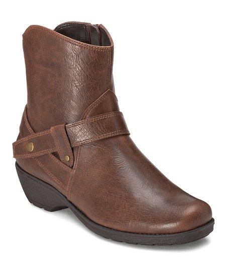 Brown Stint Woman Boot