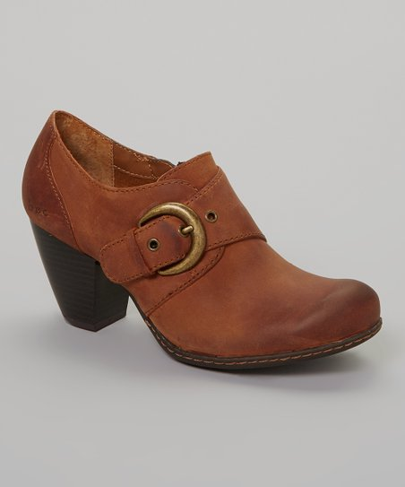 Brown Huxley Bootie