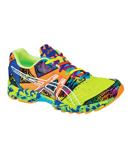 Flash Yellow & Flash Orange GEL®-Noosa Tri 8 Running Shoe - Men