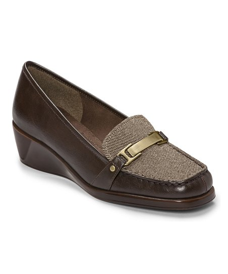 Dark Brown Autemn Loafer