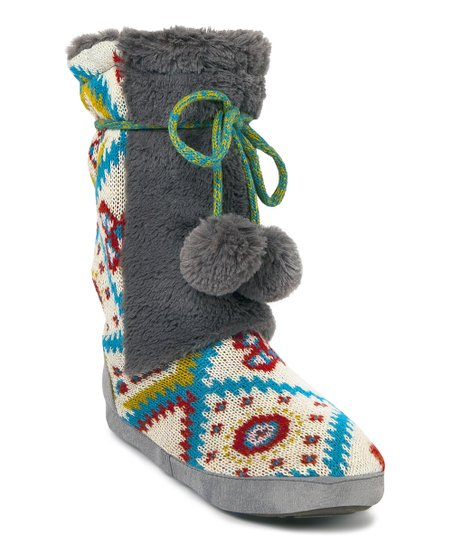 Wanderlust Jewel Slipper Boot - Women