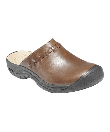 Harmony Winslow Leather Clog - Women