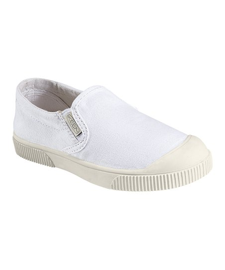 White Maderas Slip-On Sneaker - Kids